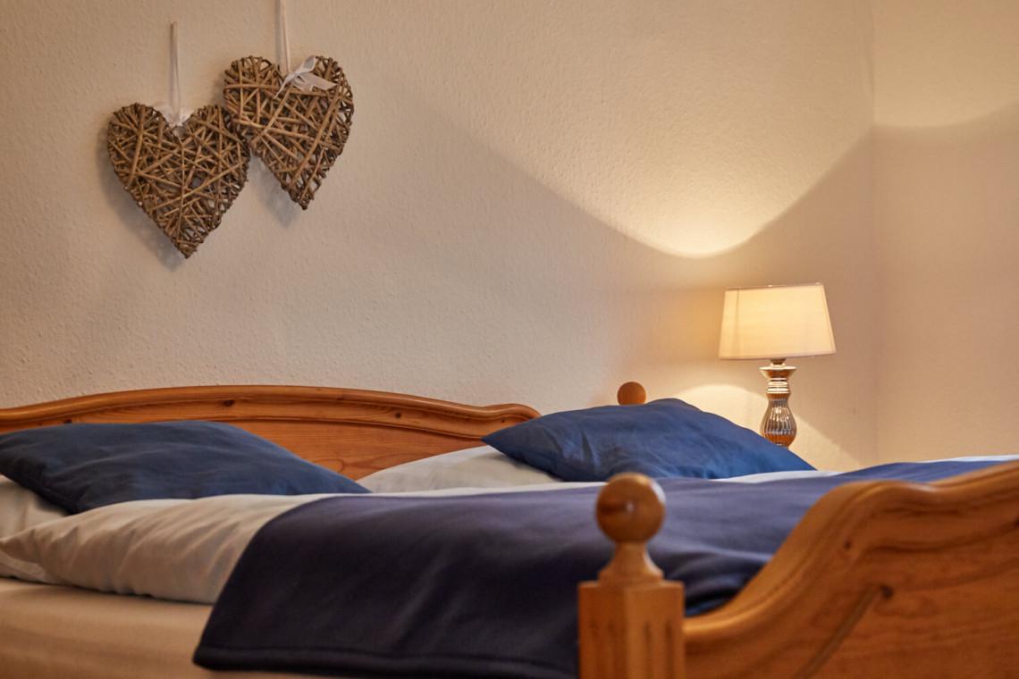 """Luxus-Ferienwohnung """"Glück auf"""" Hahnenklee - Schlafzimmer"""